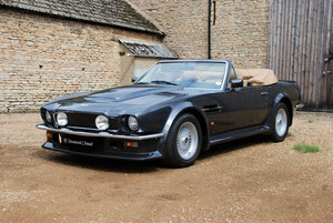 Picture of 1989 ASton Martin V8 Vantage Volante X Pack Manual For Sale