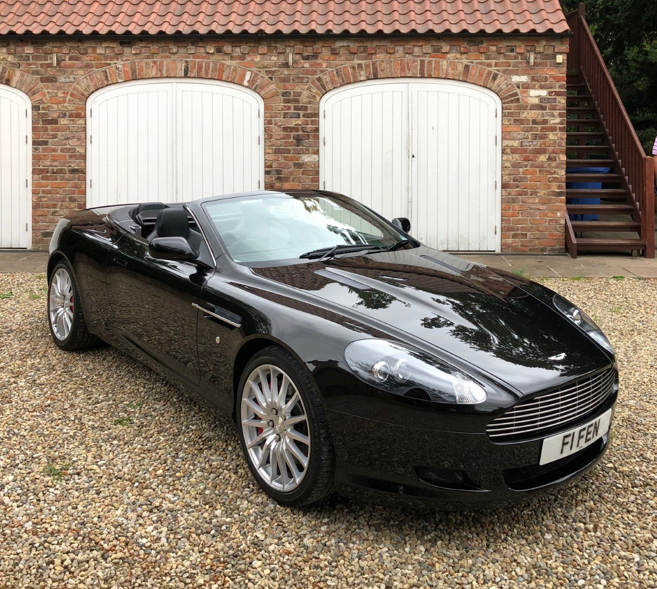 2006 Aston Martin Db9 Volante Manual For Sale Car And Classic