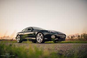 2003 ASTON MARTIN DB7 GTA, 1 of 112 examples