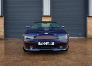 Picture of 1999 Aston Martin V8 Coup SOLD by Auction