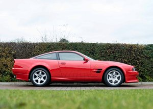 Picture of 1994 Aston Martin Vantage V550 Coup SOLD by Auction