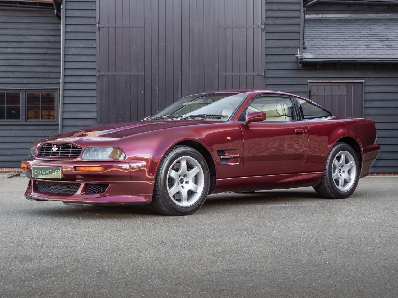 1996 Aston Martin Vantage V550 For Sale (picture 1 of 6)