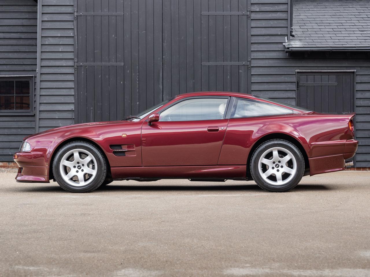 1996 Aston Martin Vantage V550 For Sale (picture 2 of 6)