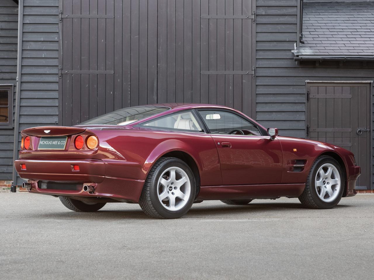 1996 Aston Martin Vantage V550 For Sale (picture 3 of 6)