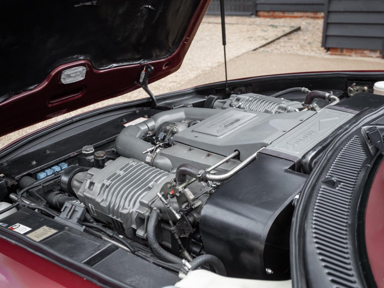 1996 Aston Martin Vantage V550 For Sale (picture 5 of 6)