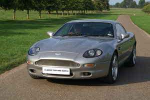 Picture of 1995 Aston Martin Hire Yorkshire | Hire an Aston Martin DB7