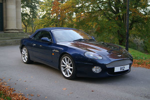 Picture of Aston Martin Hire | Hire an Aston Martin DB7 convertible