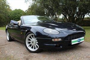 Picture of 1998 Aston Martin DB7 3.2 Volante Manual