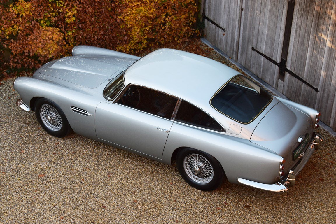1961 Aston Martin DB4 (LHD). Single family ownership. Unique. For Sale (picture 3 of 6)