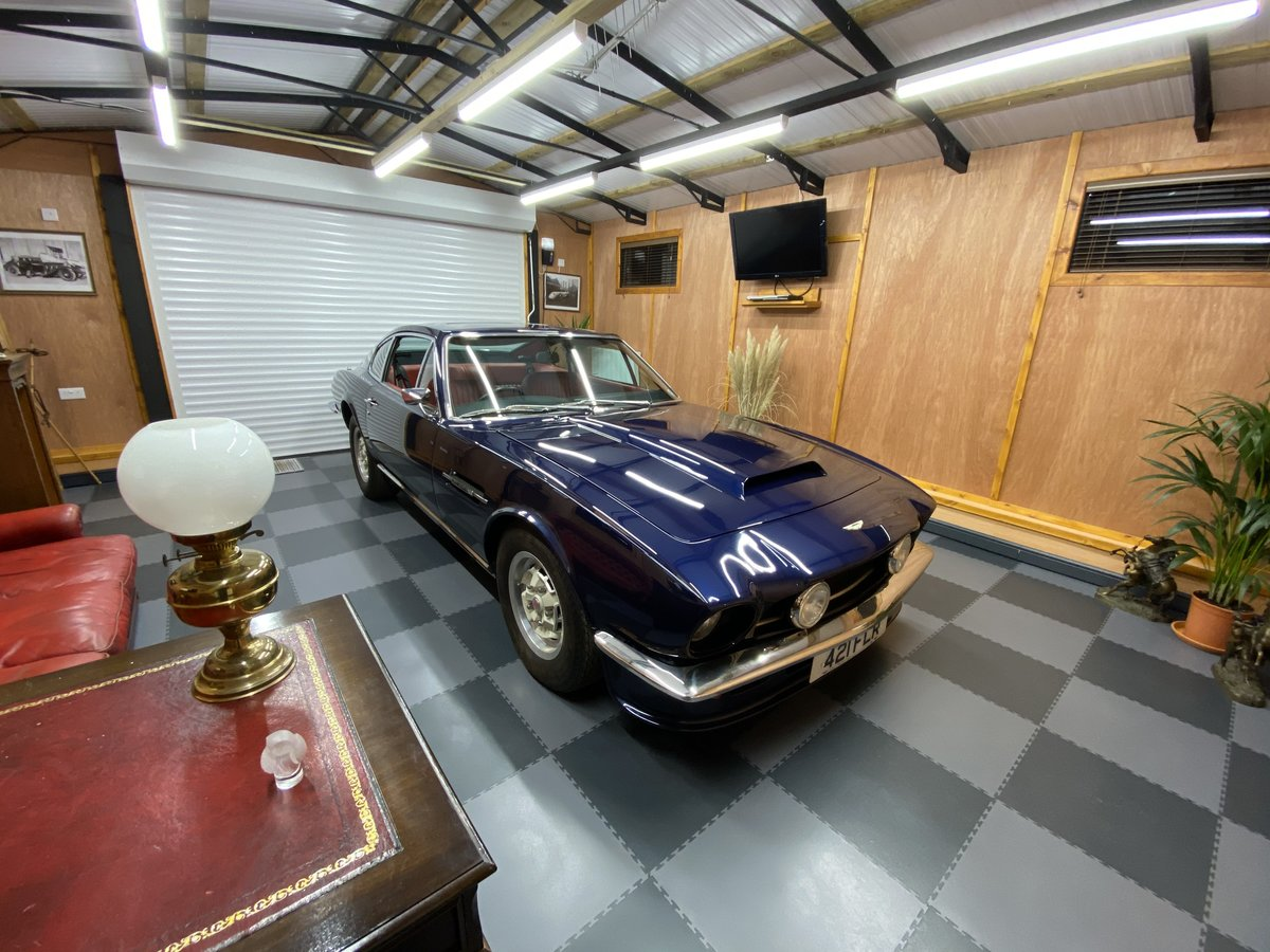 1977 Aston Martin V8 Series III S For Sale (picture 1 of 6)
