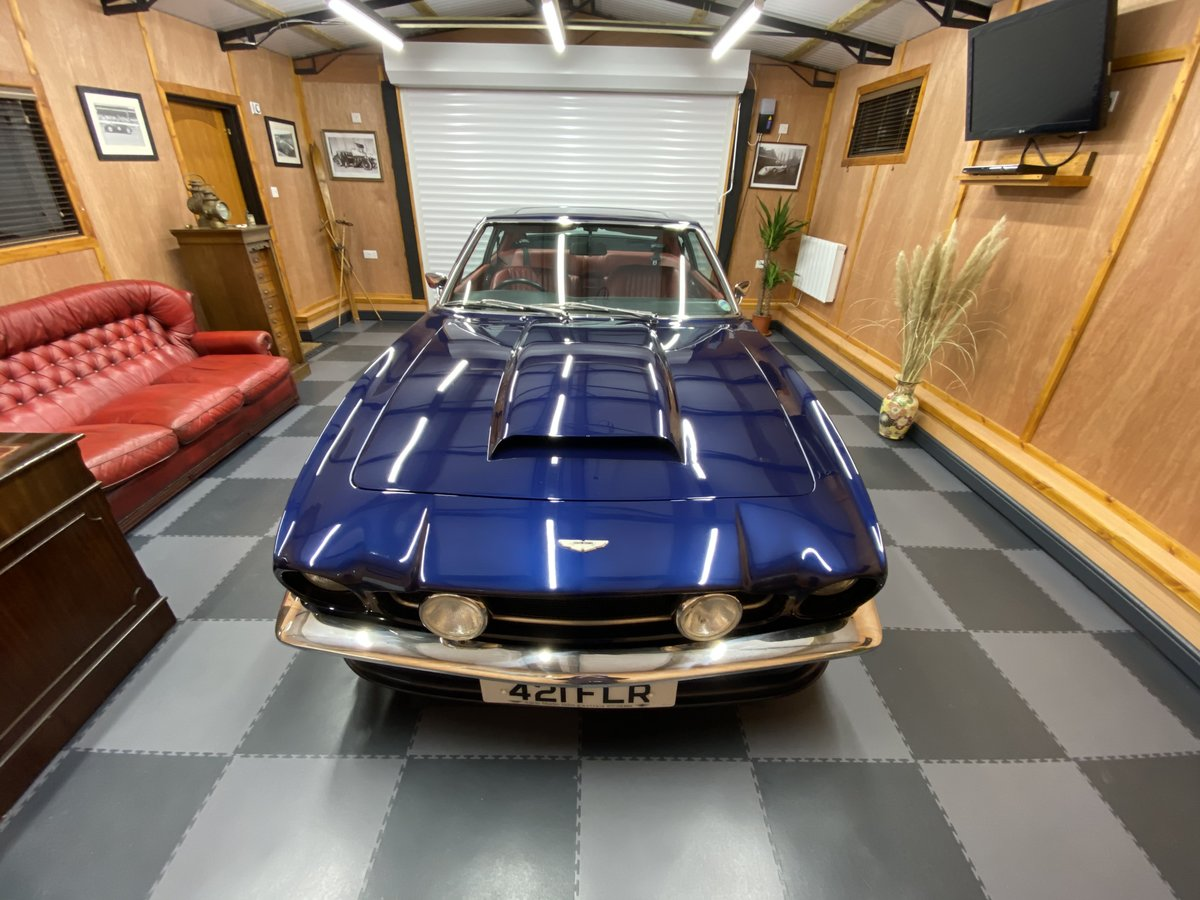 1977 Aston Martin V8 Series III S For Sale (picture 2 of 6)