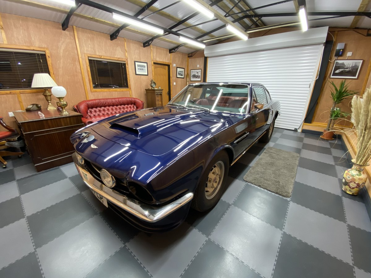 1977 Aston Martin V8 Series III S For Sale (picture 3 of 6)