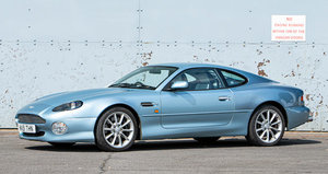 Picture of 2001 Aston Martin DB7 V12 Vantage Coup For Sale by Auction