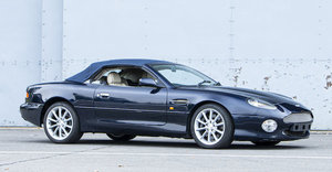 Picture of 2002 Aston Martin DB7 V12 Vantage Volante For Sale by Auction