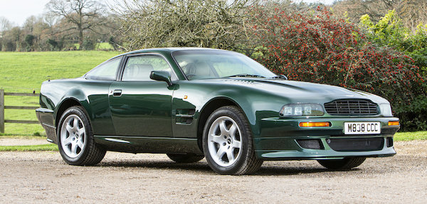 Picture of 1995 Aston Martin Vantage Coup