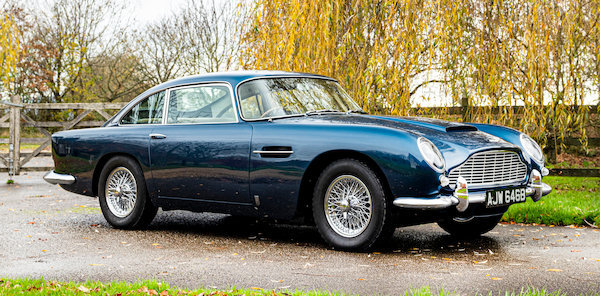 Picture of 1964 Aston Martin DB5 4.2-Litre Sports Saloon