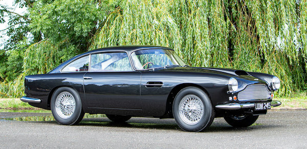 Picture of 1959 Aston Martin DB4 Series I 4.2-Litre Sports Saloon