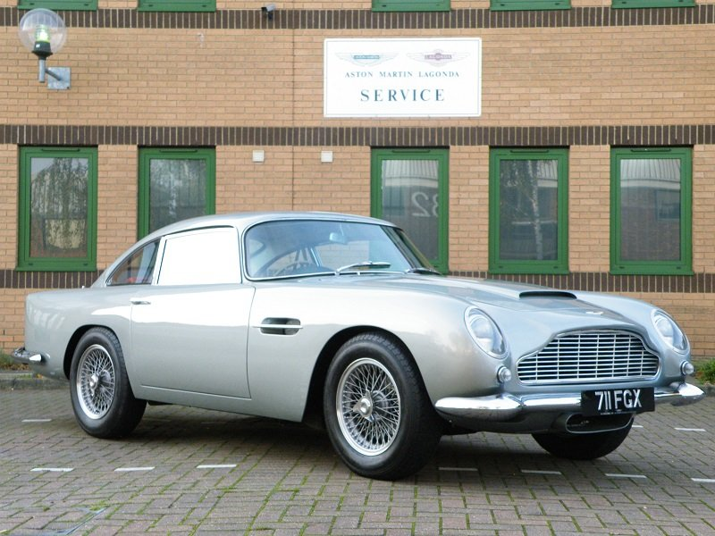 1963 DB4. Series 5. Vantage For Sale (picture 2 of 6)