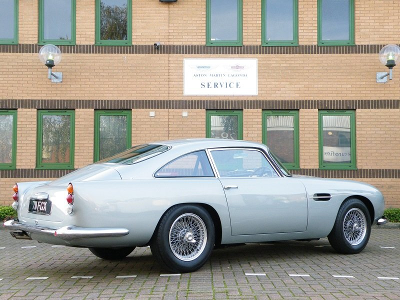 1963 DB4. Series 5. Vantage For Sale (picture 3 of 6)