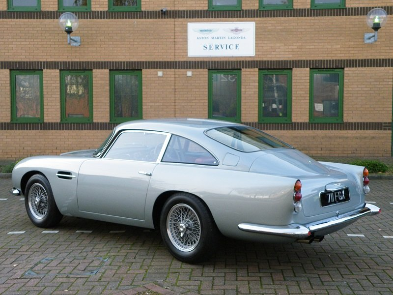 1963 DB4. Series 5. Vantage For Sale (picture 4 of 6)