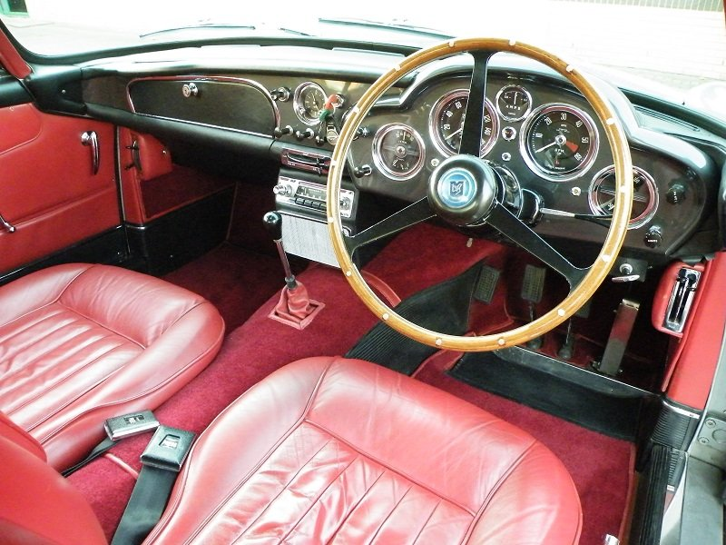 1963 DB4. Series 5. Vantage For Sale (picture 5 of 6)
