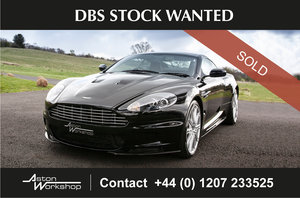 Picture of 2009 Aston Martin DBS For Sale