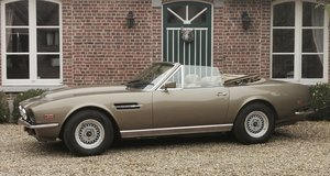 Picture of 1985 Aston Martin V8 Volante Cabrio 5.3 For Sale