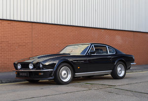 Picture of 1988 Aston Martin V8 Vantage X Pack Coupe (RHD) For Sale