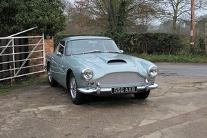 Picture of 1960 Aston Martin DB4 Series II - UK Matching Numbers For Sale