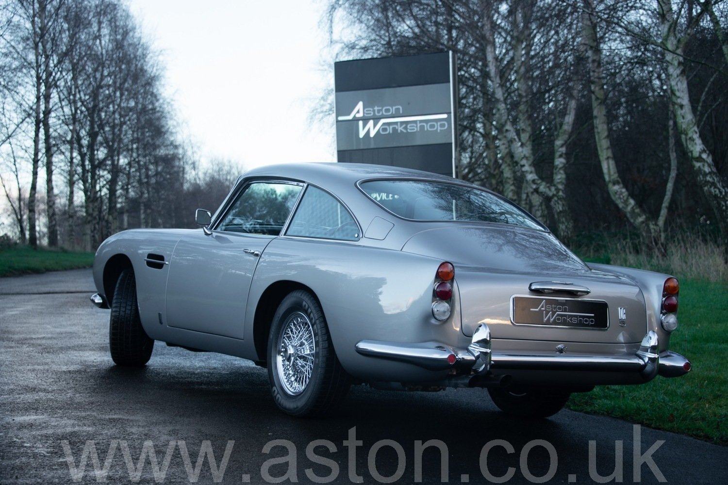 1965 Aston Martin DB5 SOLD (picture 2 of 6)