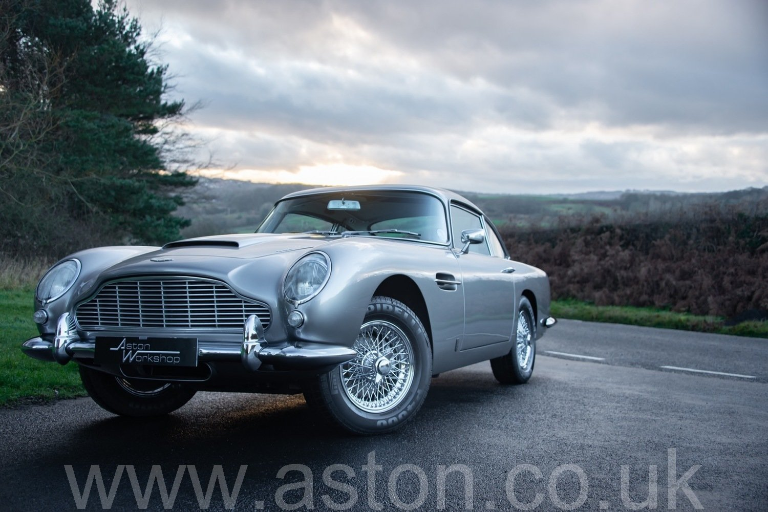 1965 Aston Martin DB5 SOLD (picture 5 of 6)