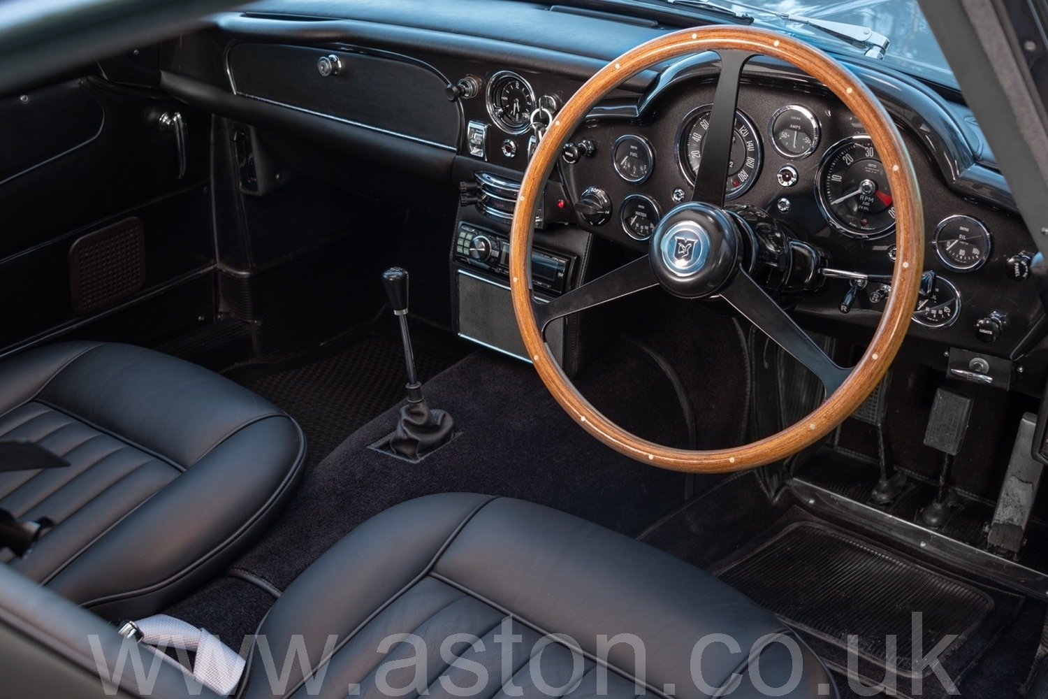 1965 Aston Martin DB5 SOLD (picture 6 of 6)