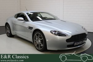 Picture of Aston Martin V8 Vantage 51,450 km manual gearbox 2006 For Sale