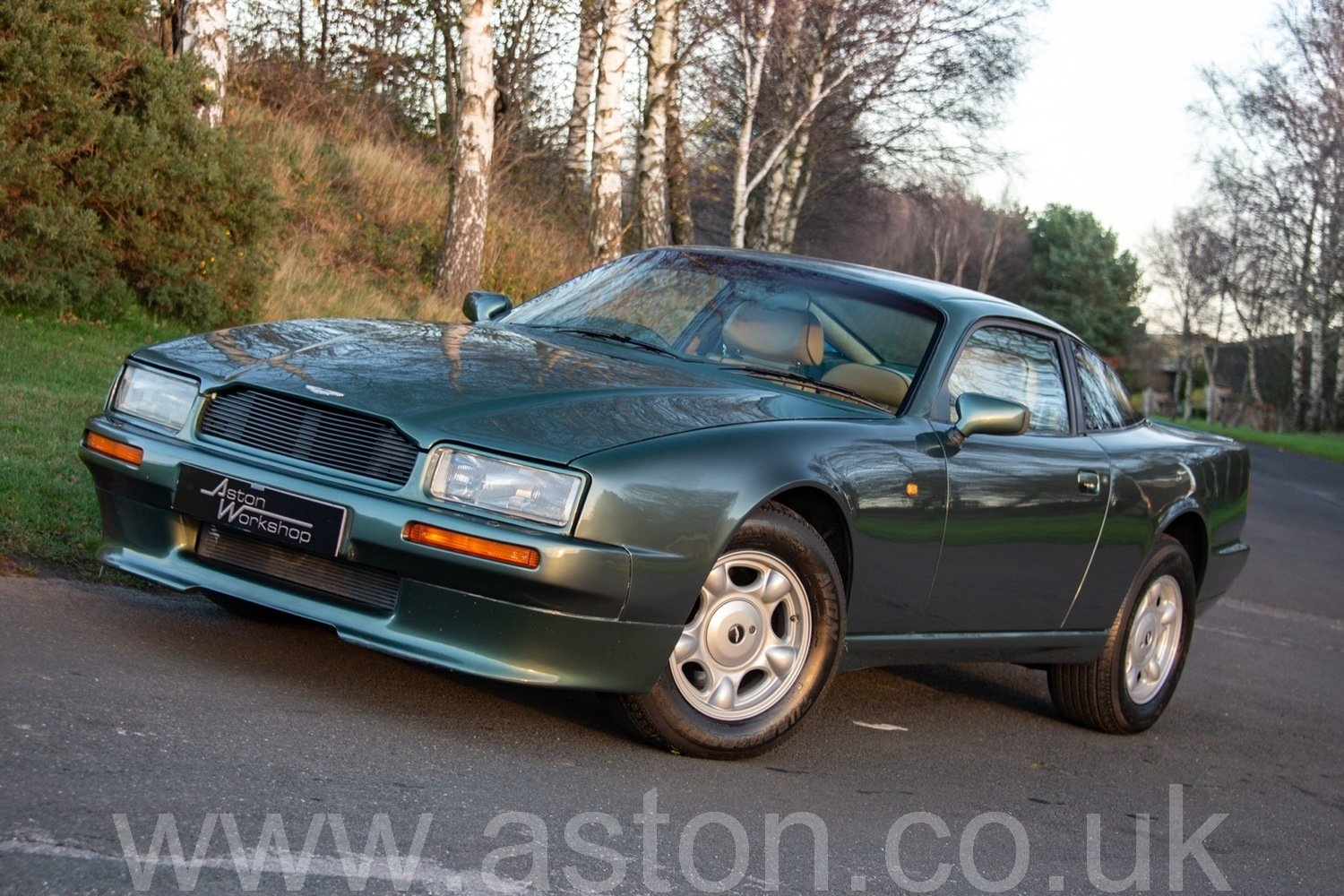 1991 Aston Martin Virage For Sale (picture 1 of 6)