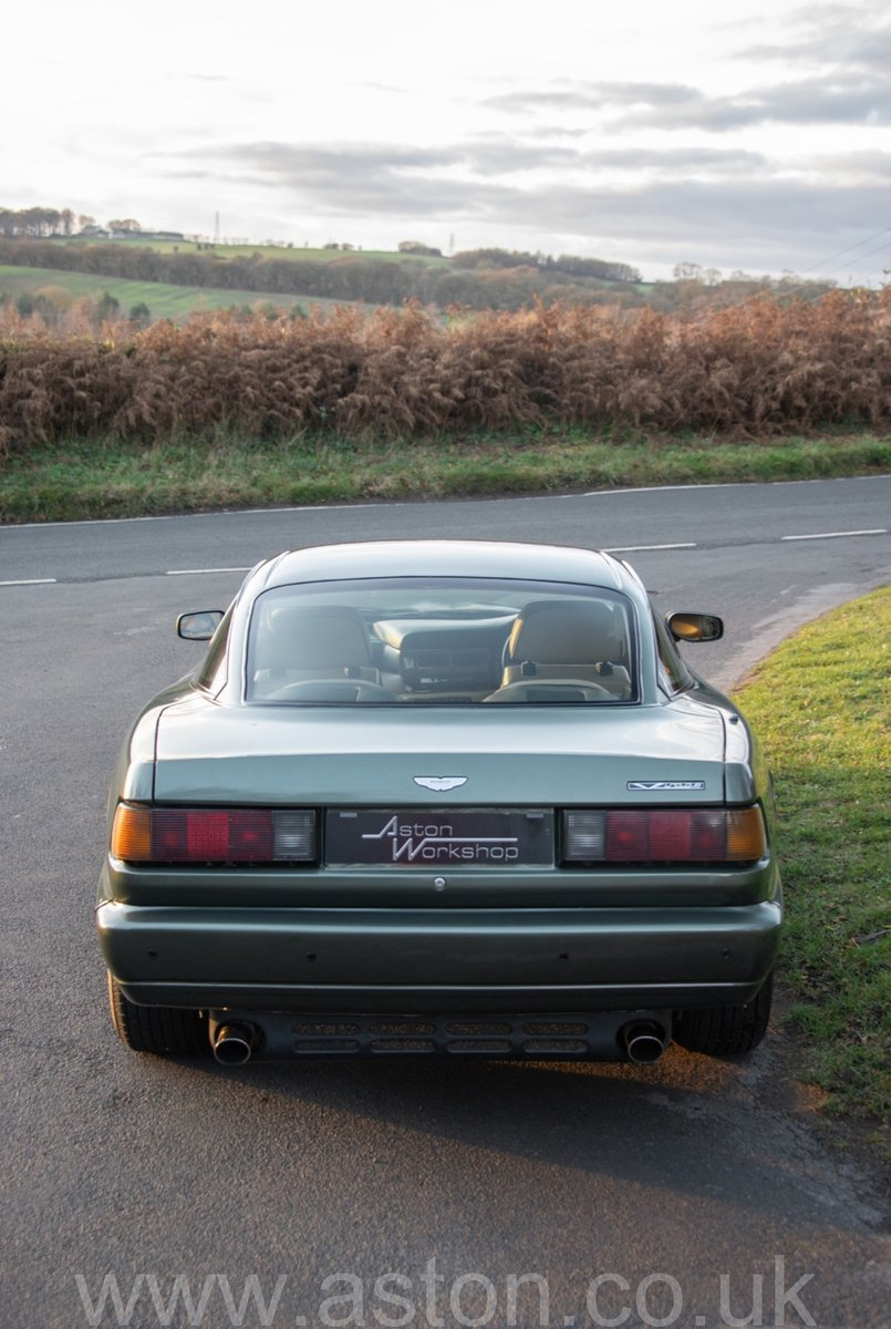 1991 Aston Martin Virage For Sale (picture 4 of 6)