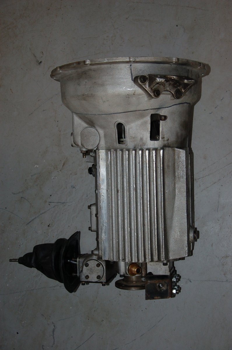 1960 Aston Martin David Brown Gearbox for DB4 For Sale (picture 4 of 5)
