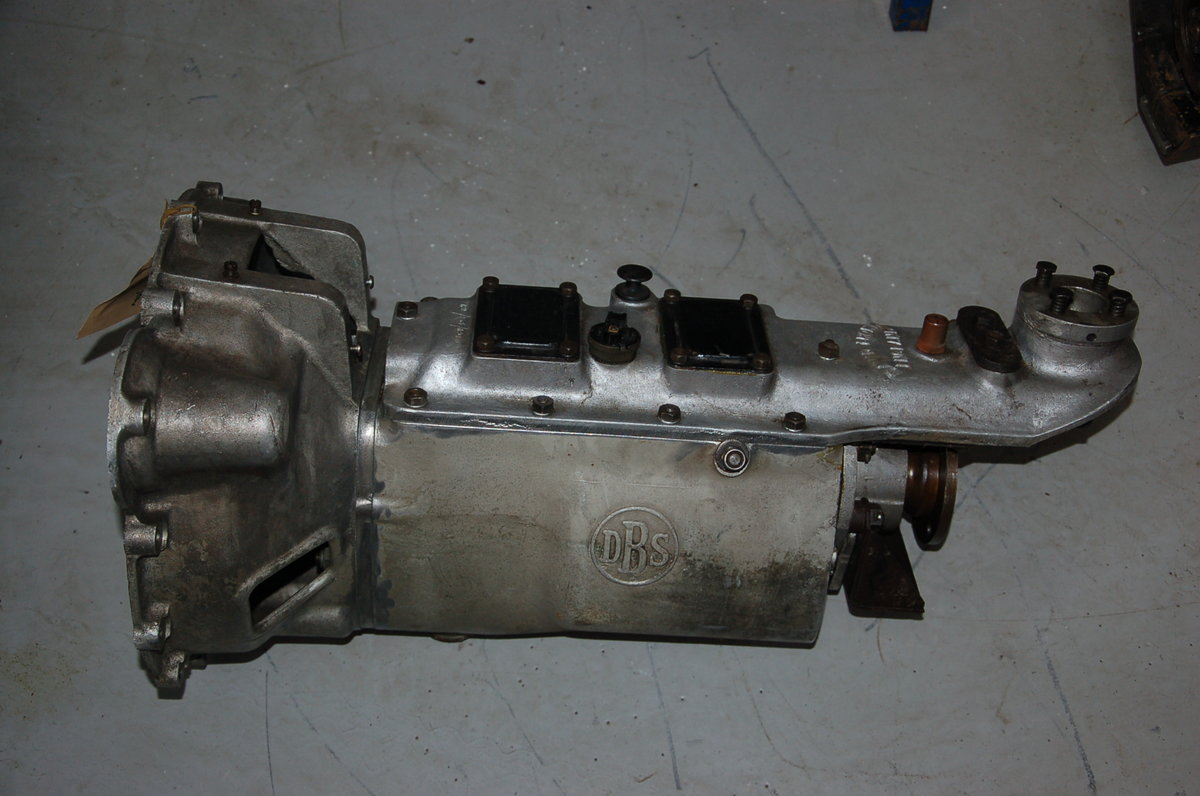 1958 Aston Martin David Brown Gearbox for DB2/4 For Sale (picture 1 of 5)