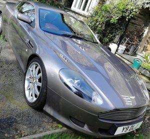 Aston Martin DB9 5.9 V12 450BHP PX