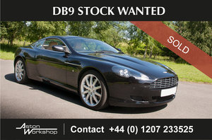 DB9 Manual Stock Wanted