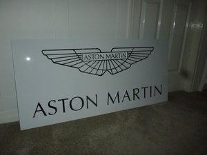 Aston Martin Sign.