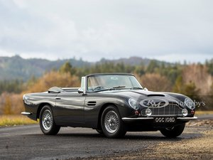 Picture of 1965 Aston Martin Short-Chassis Volante  For Sale by Auction