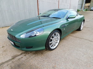 Very Rare 2006 Aston Martin DB9 Manual Gearbox