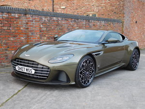 2020 Aston Martin V12 DBS 1 of 50 Limited Edition RHD