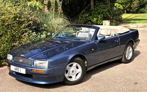 Picture of 1992 ASTON MARTIN 5.3 V8 VIRAGE VOLANTE convertible Auto For Sale