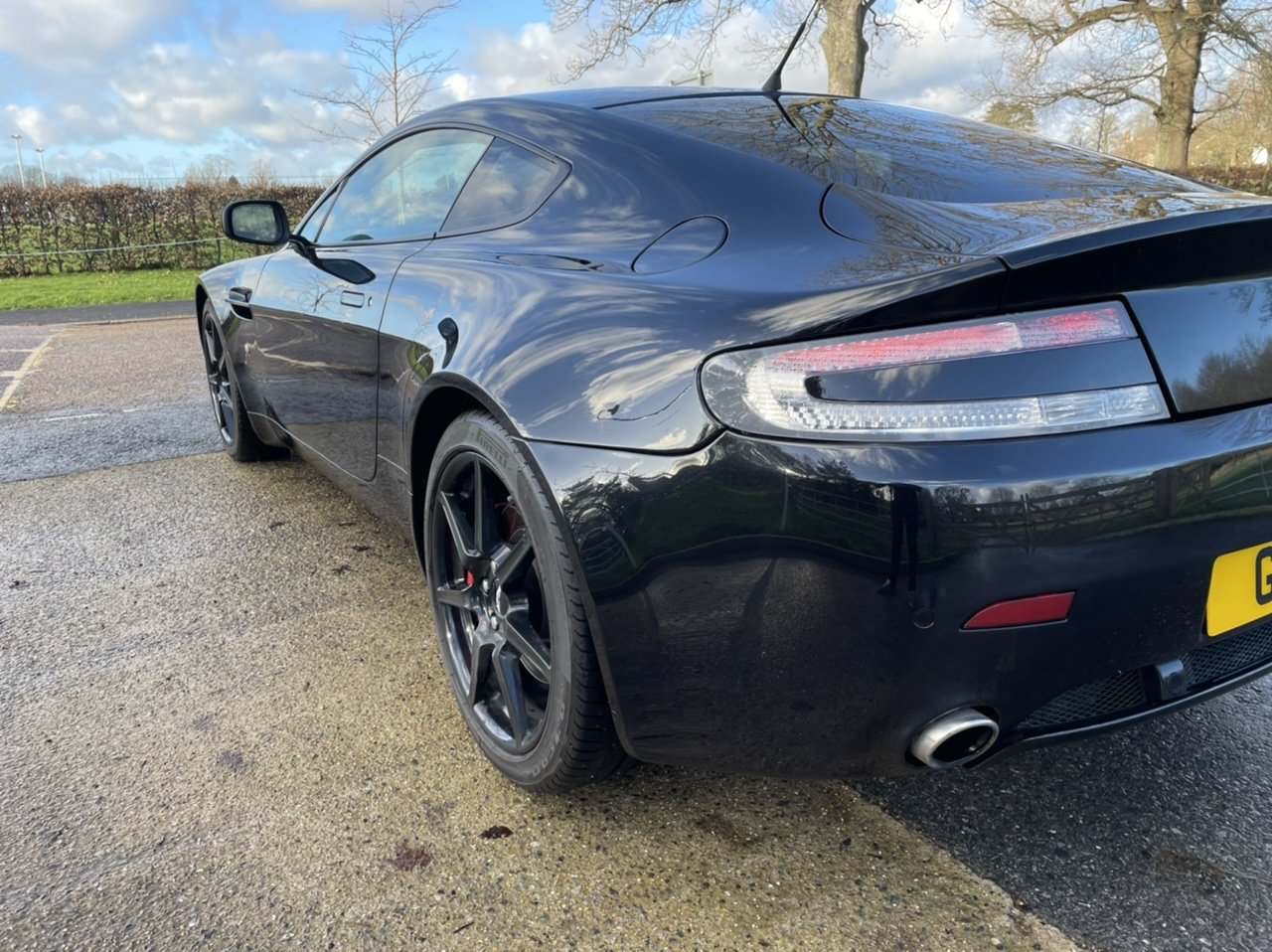 2007 Aston Martin Vantage For Sale (picture 5 of 11)