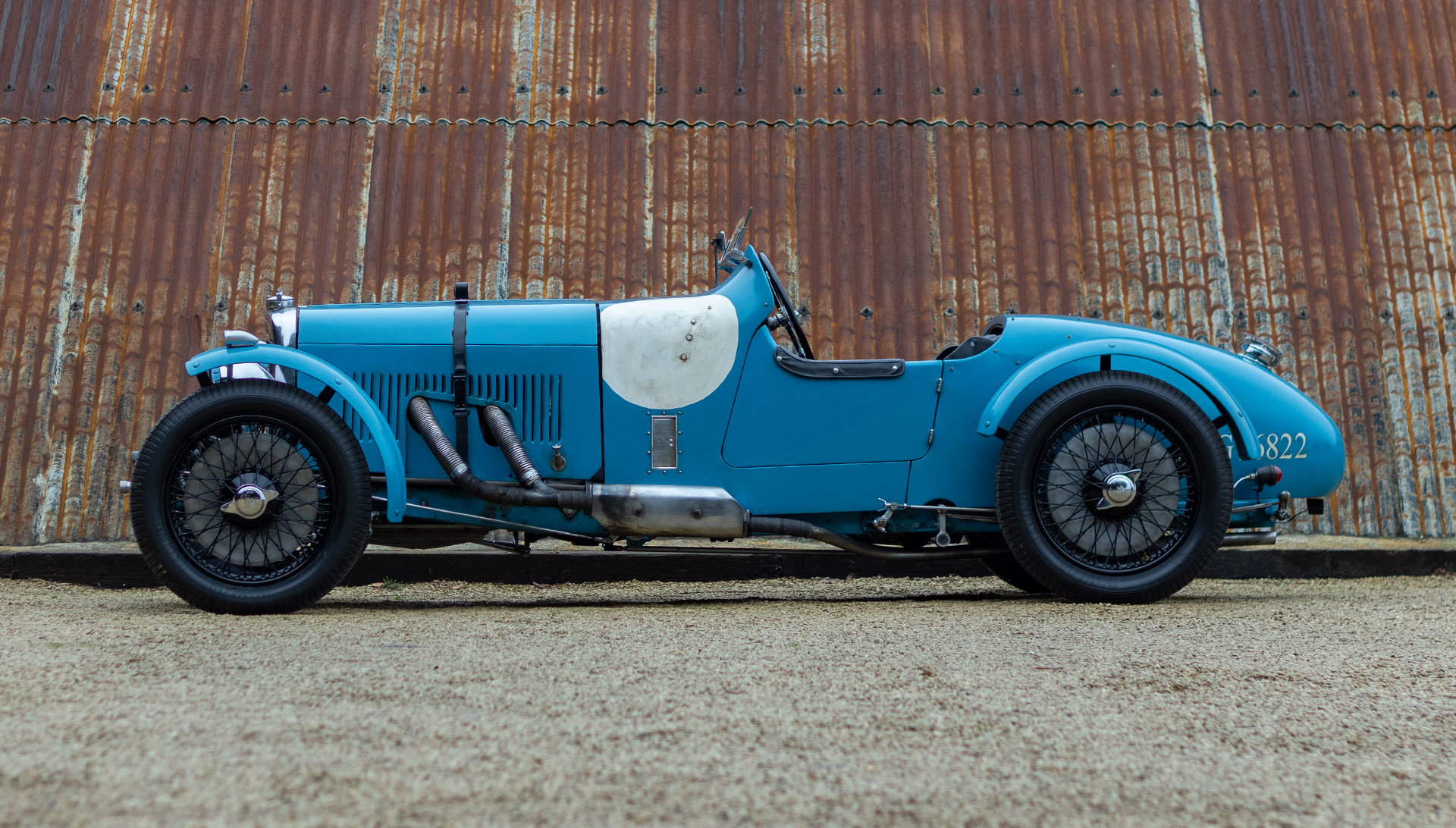1931 ASTON MARTIN INTERNATIONAL LE MANS – BROOKLANDS HISTORY For Sale (picture 2 of 18)