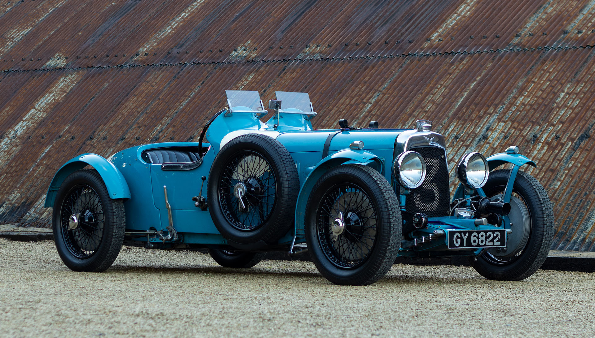 1931 ASTON MARTIN INTERNATIONAL LE MANS – BROOKLANDS HISTORY For Sale (picture 4 of 18)