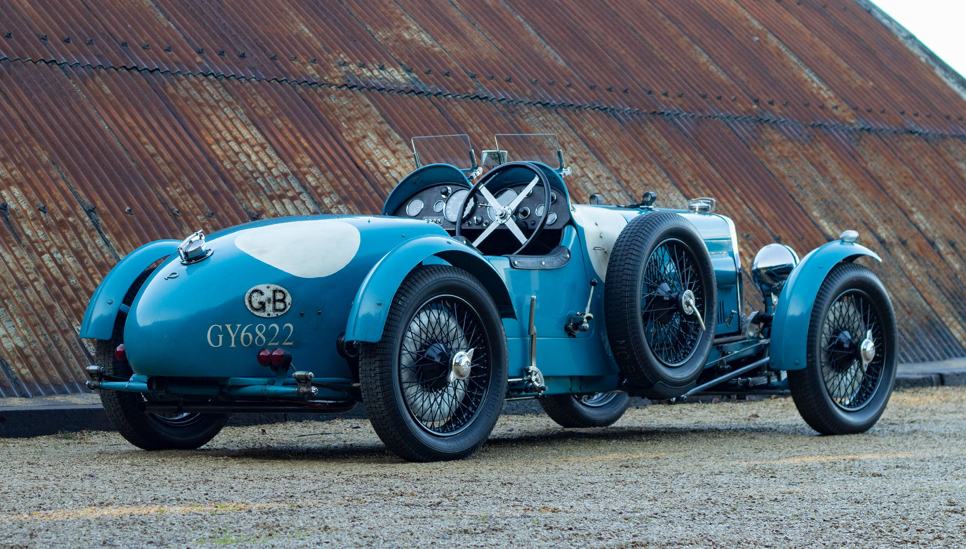 1931 ASTON MARTIN INTERNATIONAL LE MANS – BROOKLANDS HISTORY For Sale (picture 6 of 18)