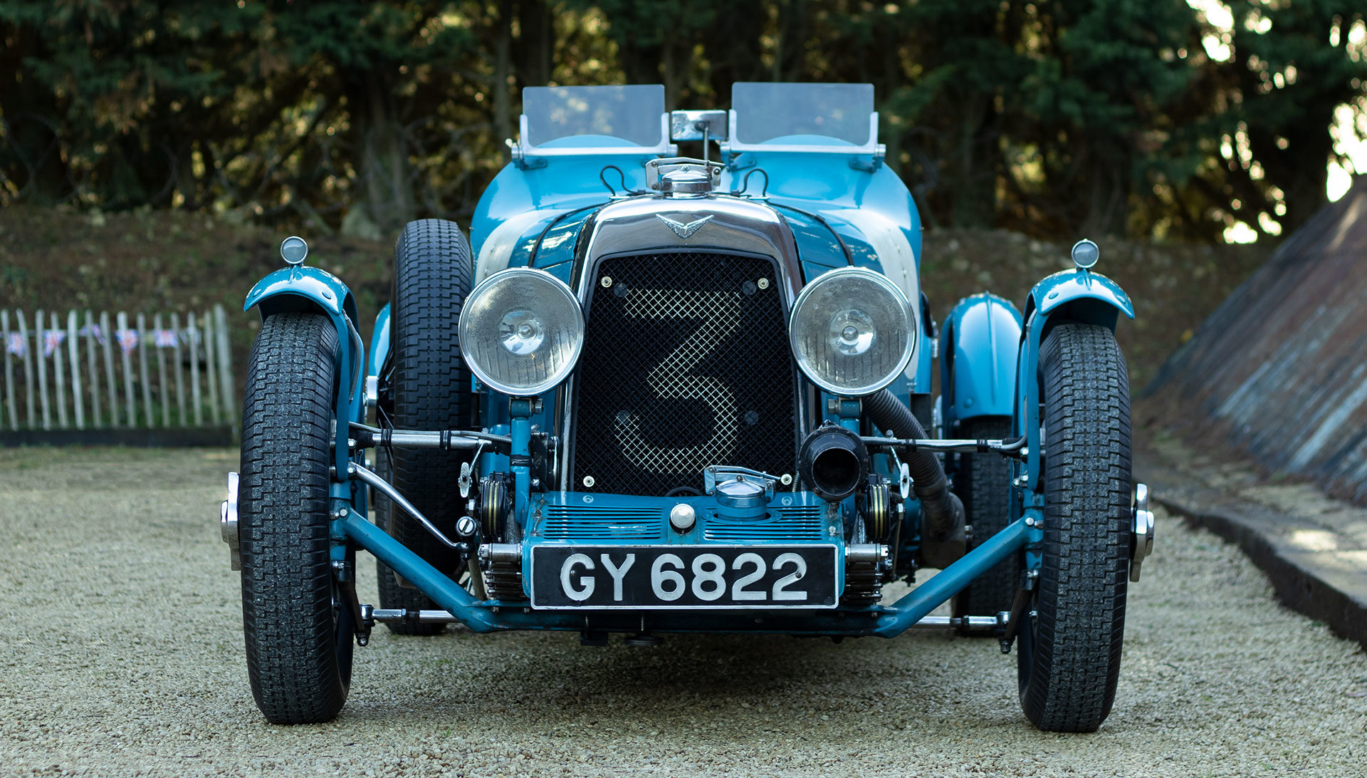 1931 ASTON MARTIN INTERNATIONAL LE MANS – BROOKLANDS HISTORY For Sale (picture 7 of 18)
