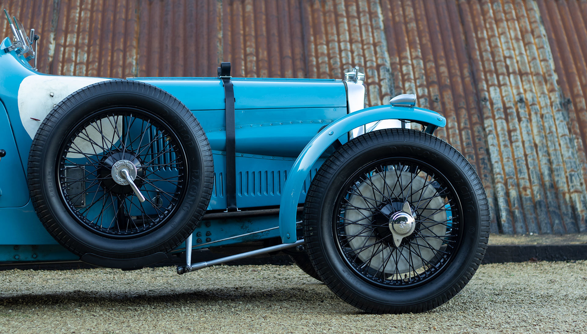 1931 ASTON MARTIN INTERNATIONAL LE MANS – BROOKLANDS HISTORY For Sale (picture 8 of 18)